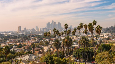 Save money to see LA's attractions by staying in a self-catering accommodation