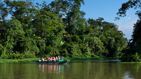 Take a family-friendly ecotour in Costa Rica