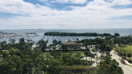 The best hotels in leafy Coconut Grove offer great views of Biscayne Bay or Miami's beautiful beaches