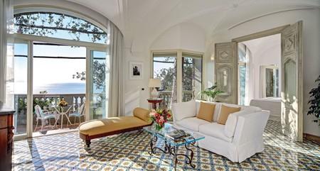 Italian luxury on the Amalfi Coast at Santa Caterina