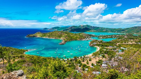 You'll have no shortage of gorgeous views and adventures with a stay in Antigua