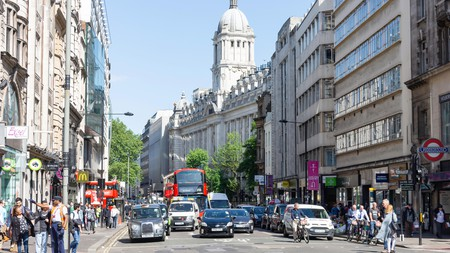 London is expensive, but you can find budget-friendly hotels near the historic Holborn area