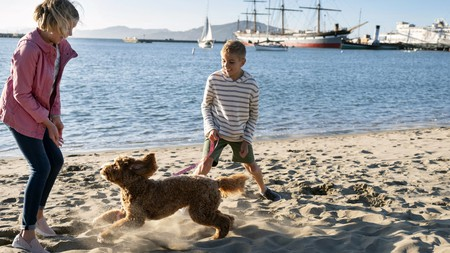 California is a go-to family destination with plenty of kid-friendly places to stay