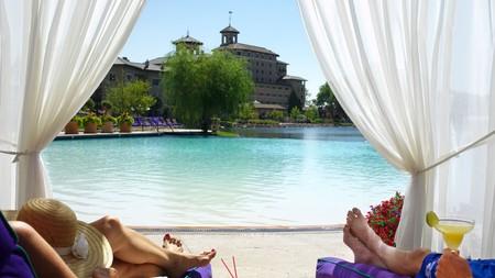 The Broadmoor is Colorado Springs's premier luxury hotel