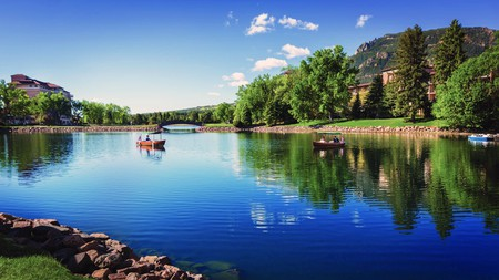 Colorado Springs offers luxurious natural beauty, so match your hotel experience to the setting