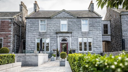 After a busy day in the charming, historic city of Aberdeen, enjoy a peaceful night at the Chester Hotel