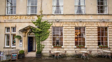 The Rodney Hotel is a perfect choice for budget travelers exploring Bristol