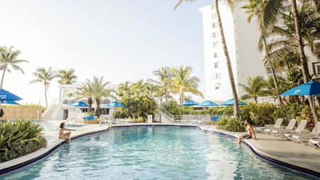 Miami's best hotels know exactly how to pamper families looking for sun, sea and sand