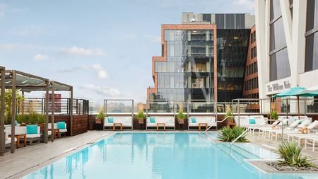 Williamsburg boasts a number of hip hotels with pools, ideal for cooling off after a day of sightseeing
