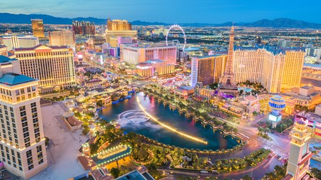 Las Vegas is home to some of the USA's most luxurious hotels