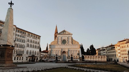 All of Florence's key landmarks can be accessed from these villas