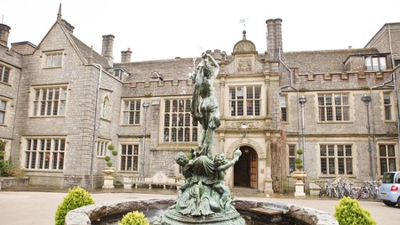 Bovey Castle is the perfect destination for those in search of vintage magic.