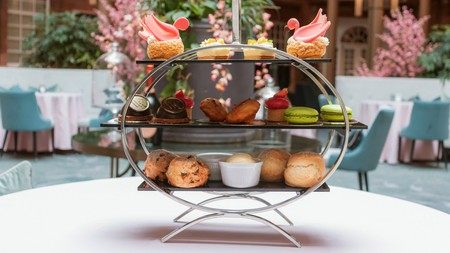 Make the most out of your stay at one of Edinburgh's landmark hotels, the Waldorf Astoria – The Caledonian, and delight in afternoon tea