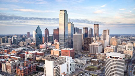 You'll find relaxing spa hotels throughout Texas, including Dallas