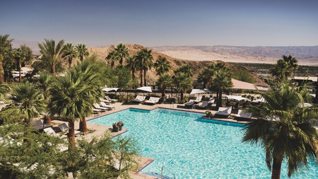 The Ritz-Carlton in Rancho Mirage is one of many luxury resorts in Palm Springs