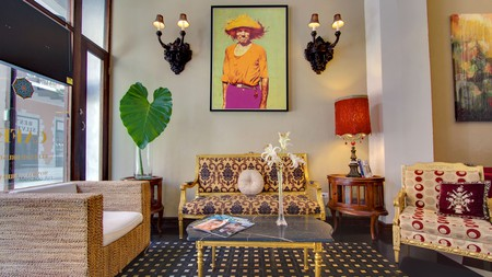 Choose an Old San Juan hotel that pays homage to its heritage
