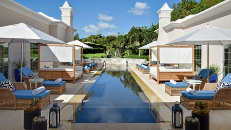 Bermuda's crystal-clear waters and pink-sand beaches make it a playground for vacationers looking to live it up