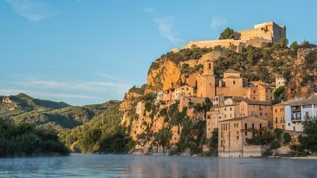 Tarragona boasts a sandy beach and a trove of age-old ruins