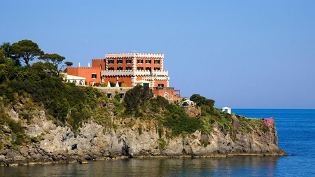 Mezzatorre Hotel and Resort, Ischia island, Naples