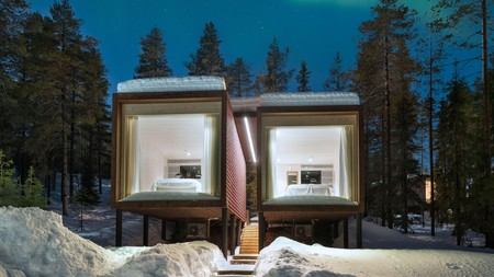 Arctic Treehouse Hotel is an Instagrammer's paradise