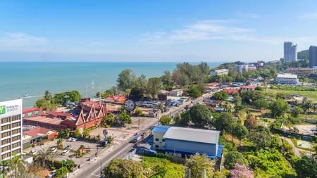 Batu Ferringhi is Penang's premier seaside destination