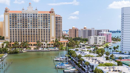 Sarasota boasts a wide variety of accommodation to suit all kinds of vacationers
