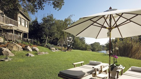 Napa is home to many properties, including Milliken Inn Creek and Spa, where you can pamper yourself