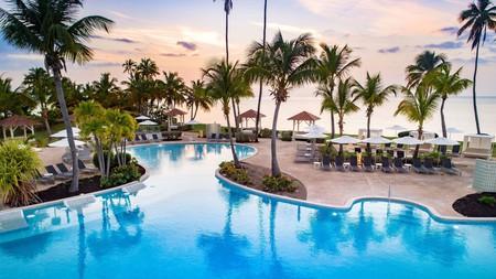 Nothing says luxury like the Hyatt Regency Grand Reserve Puerto Rico's lagoon-style pool