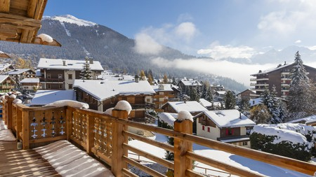 The French-speaking village of Verbier is all about glamour – with hotels to match