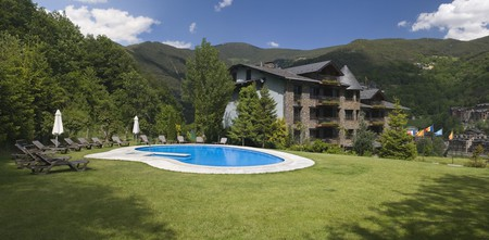 Admire the scenic mountain views on a trip to Andorra