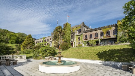 Explore Ireland's west coast with a stay at the Abbeyglen Castle Hotel
