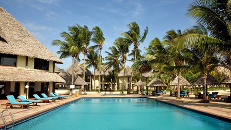 Enjoy kilometres of private beach at White Sands Resort & Conference Centre
