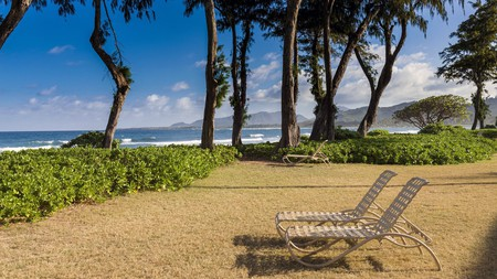 Make yourself at home on a trip to Kauai with a stay at a spacious apartment