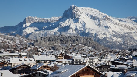 Morzine is a busy, bubbling little alpine town in the Portes du Soleil ski network