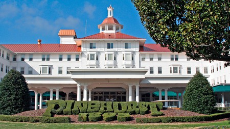 Pinehurst Resort, with its in-house spa, is one of the top places to relax in North Carolina