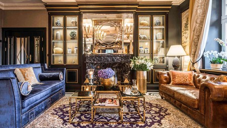 Expect extravagant lobbies and historical charm in this luxury selection