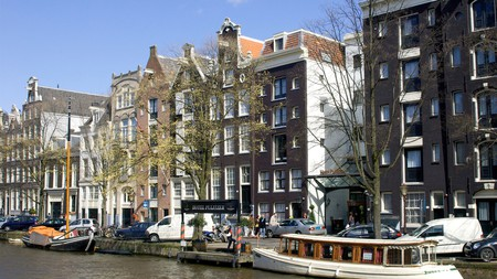 With its winding canals and narrow cobbled streets, Amsterdam is one of Europe's most romantic cities