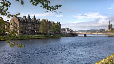 The Best Western Palace Hotel & Spa is just one of Inverness' best hotels