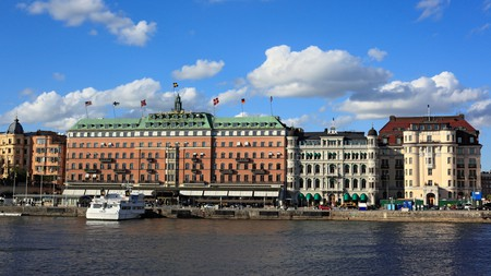 The high quality of life in Stockholm is matched only by the standard of its hotels