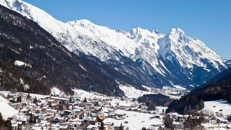 Hit the slopes in the Austrian Alps on a skiing holiday to St Anton