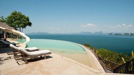 Thailand is home to some of the world's best beaches, along with plush resorts with endless sea views