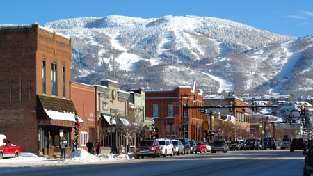 Steamboat Springs is a charming Colorado mountain town to explore year-round