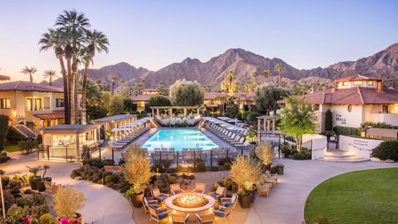 Enjoy a slice of Palm Springs history alongside amazing amenities at the city's top resorts