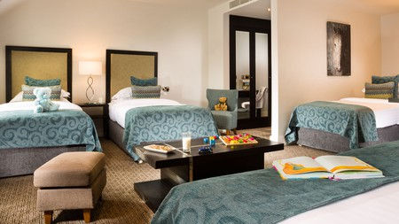 Castleknock Hotel in County Dublin is just one of Ireland's most family-friendly hotels