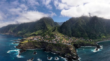 Enjoy a stay at a farmhouse, surf retreat or wine hotel on the Portuguese island of Madeira