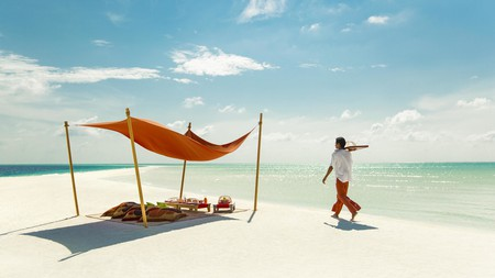 COMO Cocoa Island is one of the top resorts in the Maldives for a luxurious stay