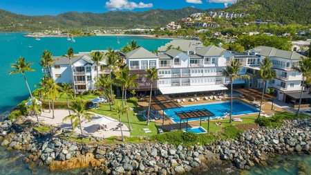 The Whitsundays are one of Australia's top cruise destinations, but have hotels for every budget.