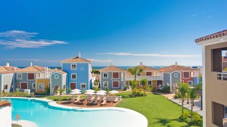 The pool at Cortijo del Mar resort