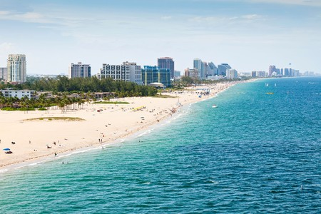 Feel right at home on your trip to Fort Lauderdale by staying at a holiday apartment