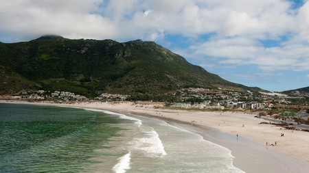 Cushioned between mountains and ocean, there's no finer place to relax near Cape Town